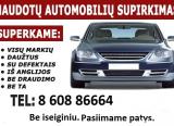 Peržiūrėti skelbimą - Superkame automobilius 860886664