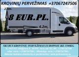 Peržiūrėti skelbimą - Krovinių pervežimas: iš Europos į Europą (