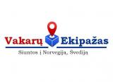 Peržiūrėti skelbimą - Kroviniai į Norvegiją, Švediją  869818264