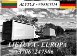 Peržiūrėti skelbimą - Lietuva - Alytus - Vokietija - Lietuva ! G